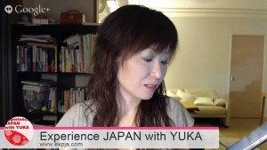 Hi from YUKA May 11 2015