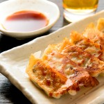 Japanese Food  100 – #9  Gyoza