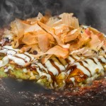 Japanese Food  100 – #14  Okonomiyaki