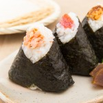 Japanese Food  100 – #17  Onigiri