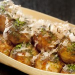 Japanese Food  100 – #16  Takoyaki