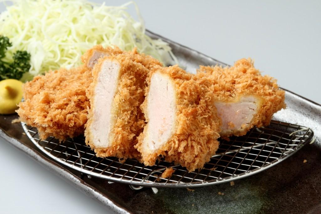 japanese food, tonkatsu