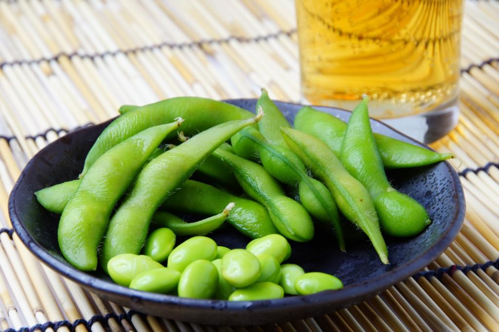 edamame, Japanese food,