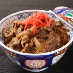 Japanese Food  100 – #27  Gyudon