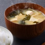 Japanese Food  100 – #25  Miso-Soup