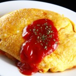 Japanese Food  100 – #28  Omurice