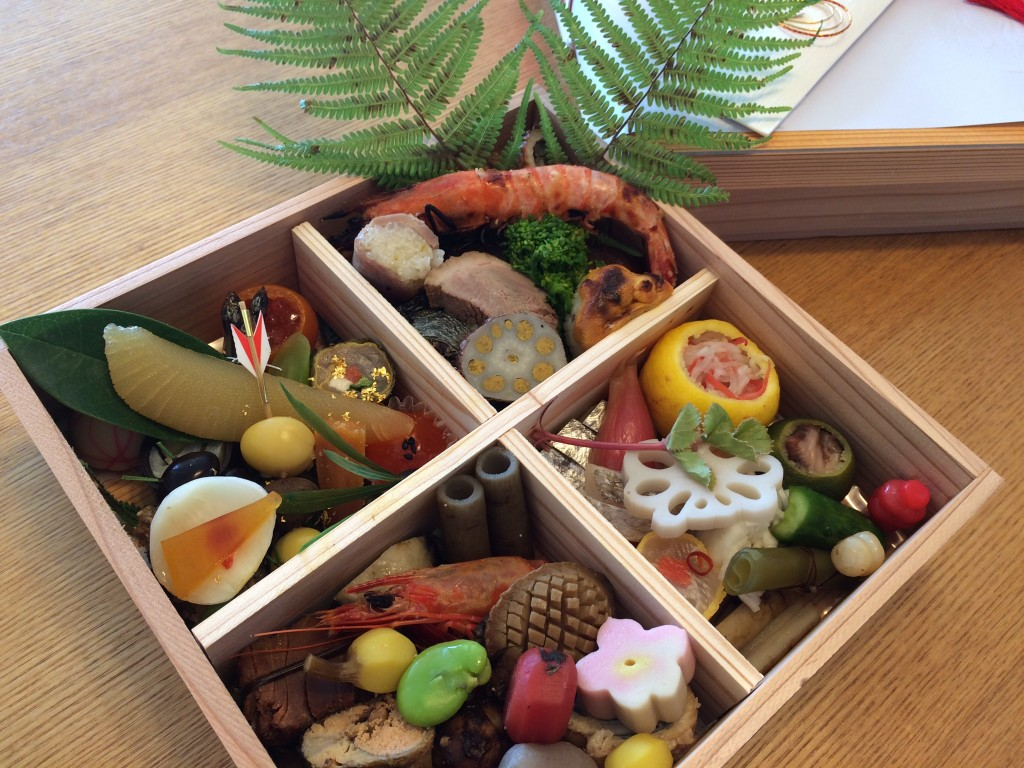 osechi ryori, japanese food
