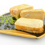 Japanese Food  100 – #35  Tamagoyaki