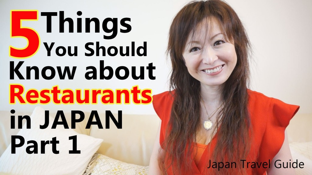 Japan guide, Japan travel, Japan travel guide, restaurant in Japan, Japanese restaurant
