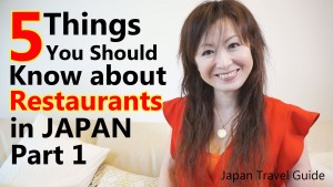 Japan guide, Japan travel, Japan travel guide, restaurant in Japan, Japanese restaurant