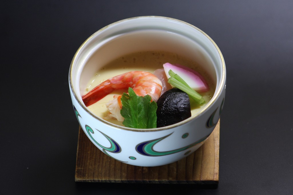 Chawanmushi, japanese food