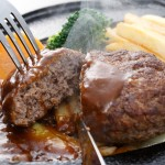 Japanese Food  100 –  #53  Hamburger Steak
