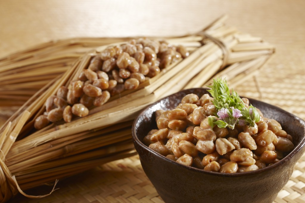 Natto, Japanese food
