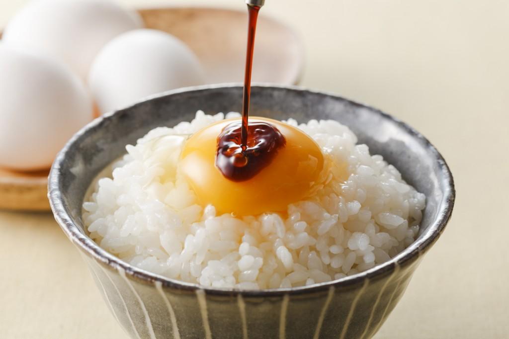 Tamagokake Gohan, Japanese food