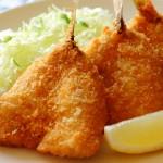 Japanese Food  100 – #59  Aji Fry