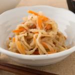 Japanese Food  100 – #58  Kiriboshidaikon no Nimono