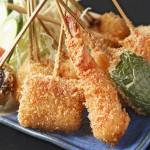 Japanese Food  100 –  #73  Kushikatsu