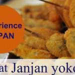 in Osaka Japan: TSUTENKAKU & JAN JAN YOKOCHO