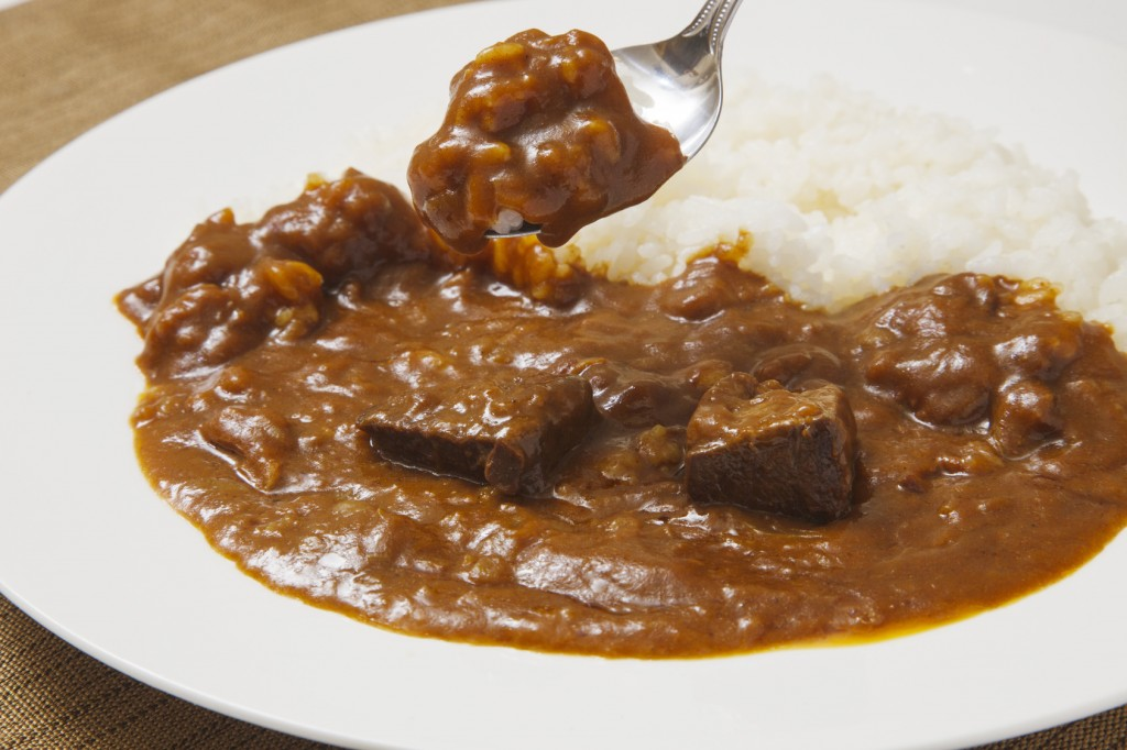 japanese food, curry rice, japanese curry rice