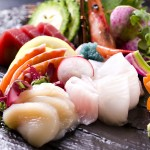 Japanese Food  100 – #5  Sashimi