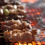 Japanese Food  100 – #8  Yakitori
