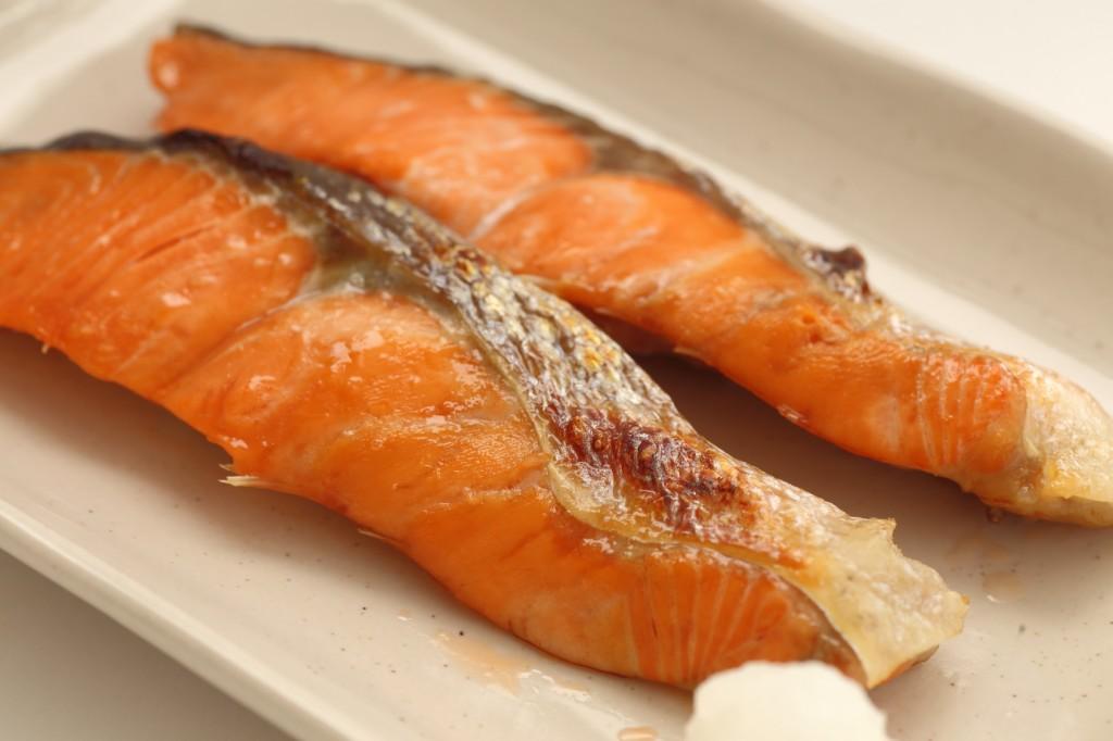 yakizakana, japanese food