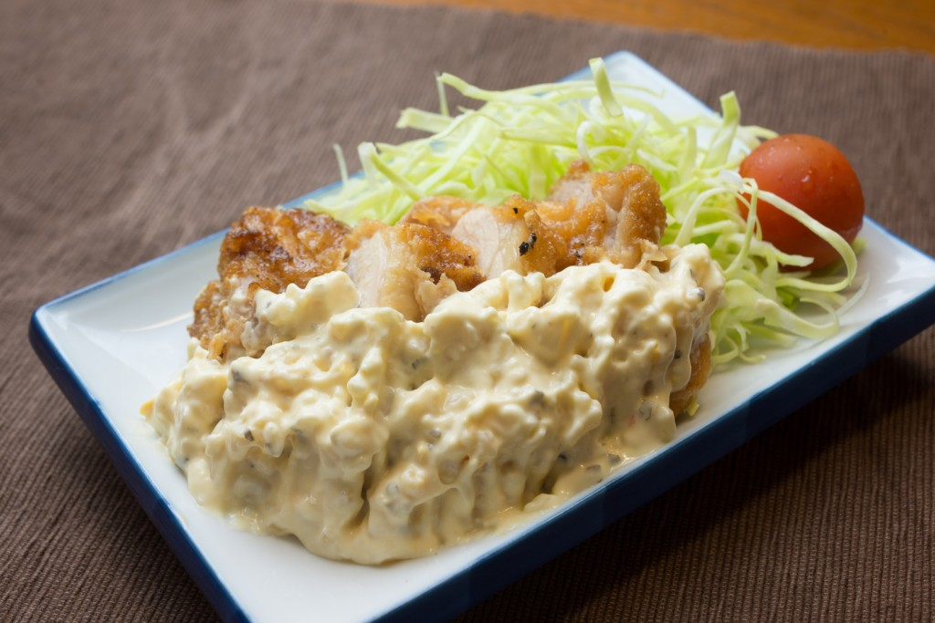 Chicken Nanban, Japanese food