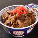 Japanese Food  100 – #27  Gyudon