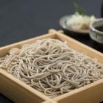 Japanese Food  100 – #23  Buckwheat Noodle
