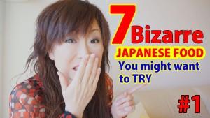 Japanese food, bizarre Japanese food, unusual, strange, Japan guide, Japan travel guide, travel Japan