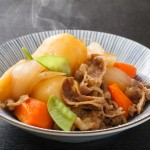Japanese Food  100 –  #39  Nikujaga