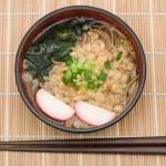 Japanese Food  100 – #52 Tanuki Soba