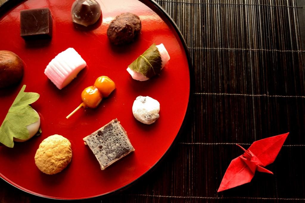 Wagashi, Japanese food