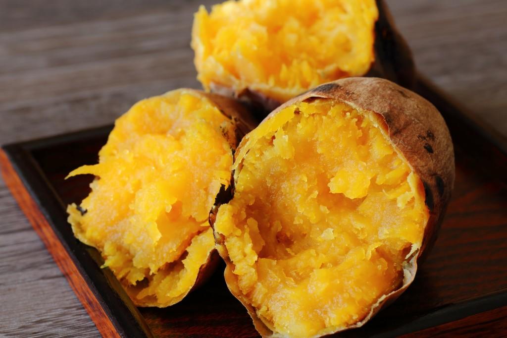 yakiimo, ishiyakiimo, Japanese food
