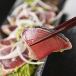 Japanese Food  100  – #68  Katsuo no Tataki