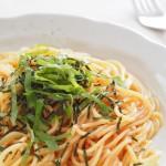 Japanese Food  100  –  #67  Mentaiko Spaghetti